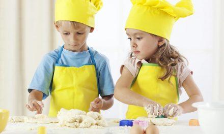 Játsszunk az étellel! Új ízek, új fogások otthoni praktikái