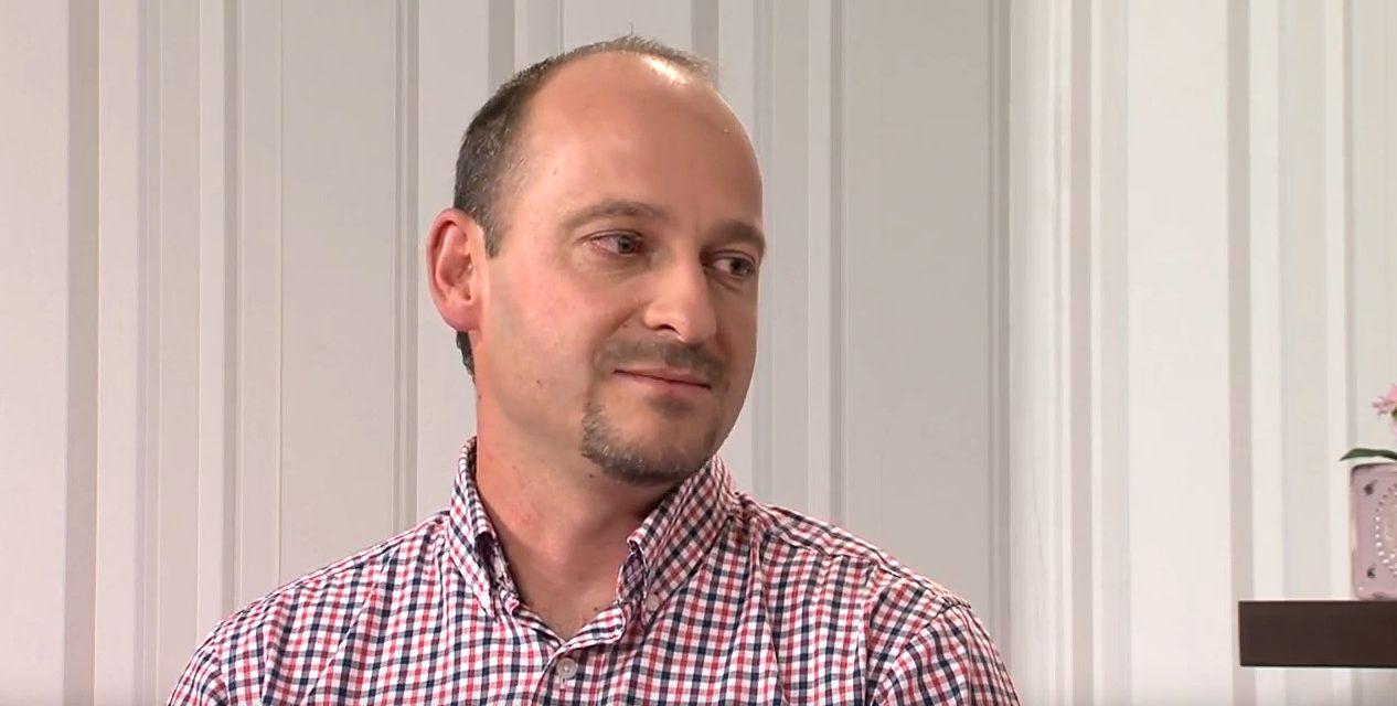 Dr. Jakab Tamással a fogzásról beszélgettünk